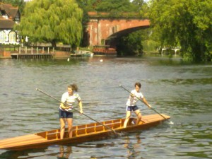 Hampton Court & Dittons Regatta @ DSPC