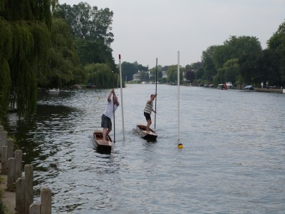 The Skiff Championships & Teddington Reach Regatta @ Remenham Club, Henley