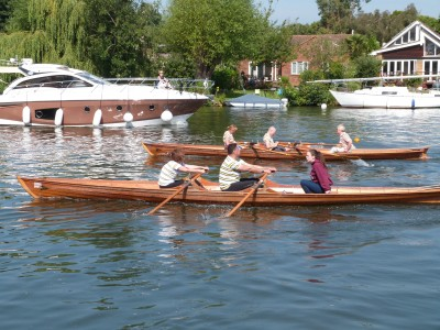 Thames Valley Club Regatta 2014