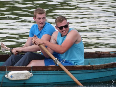 Thames Valley Rag Regatta 2014 - the brothers ...